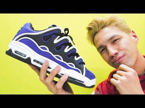 """I bought the """"UGLIEST"""" skate shoes of all time   Osiris D3s"""