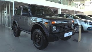 2018 LADA 4x4 Bronto. Engine and In Depth Tour.