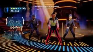 "Kinect Star Wars ""I'm Han Solo"" Dancing"