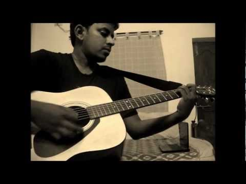 Yeduta nilichindi (Anisuthide yaako) guitar cover.........