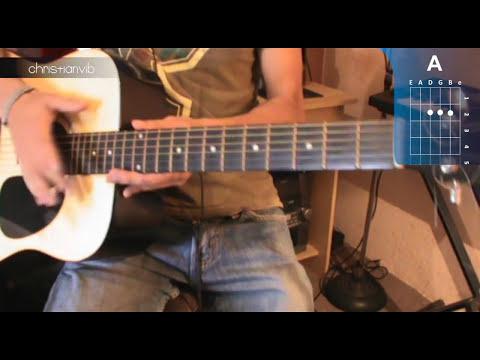 Como tocar Tu carcel en Guitarra Acustica (HD) Tutorial