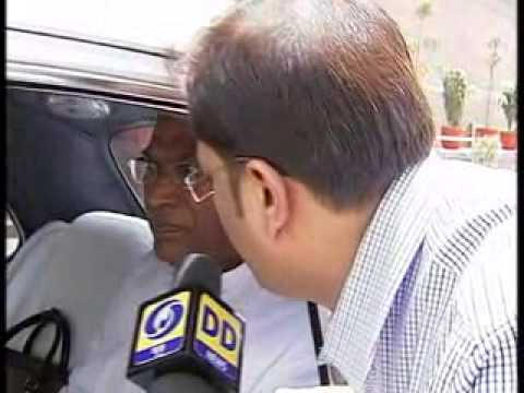 Congress' LOP in LS Mallikarjun Kharge speaks to DD News over President's address to Parliament