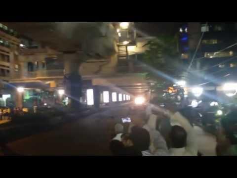 Indian Prime Minister Narendra Modi Convoy  Blore