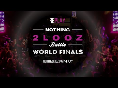 Nothing2looz 2015 L Replay L International Hip Hop Dance Festival video