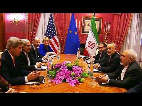 U.S. optimistic as Iran nuclear talks deadline looms