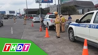 Nhiều tài xế ngỡ ngàng vì chạy quá tốc độ trên cao tốc TP.HCM - Trung Lương | THDT