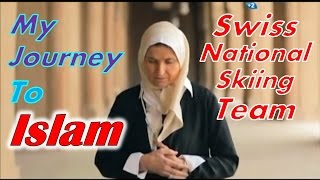 Journey To Islam – Swiss National Skiing Team Sister Claudia اعتنقت الاسلام