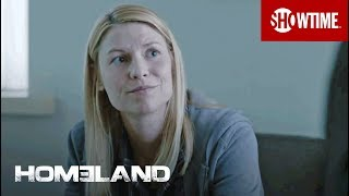 'I Need People I Can Trust' Ep. 10 Official Clip   Homeland   Season 7