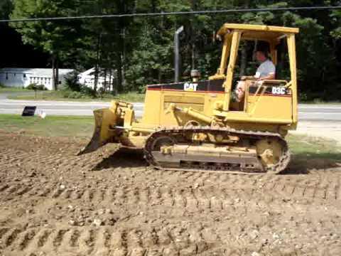 Cat D Excavator For Sale