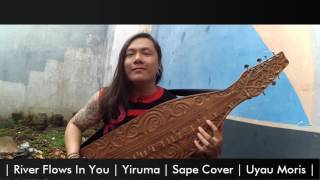 Download Lagu River Flows In You Yiruma | Sape Cover | Uyau moris Gratis STAFABAND