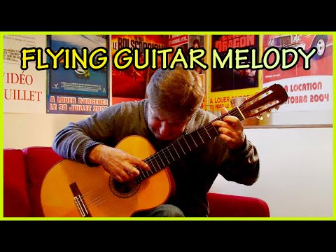 0 Flying Guitar Melody   Instrumental Guitar  Frdric Mesnier