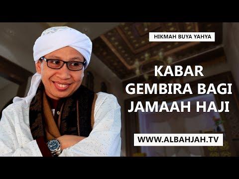 Youtube info haji kabar gembira