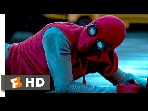 Spider-Man: Homecoming (2017) - Shocker's Revenge Scene (7/10) | Movieclips thumbnail