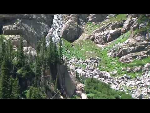 Rocky Mountain National Park Lake Hikes 2012