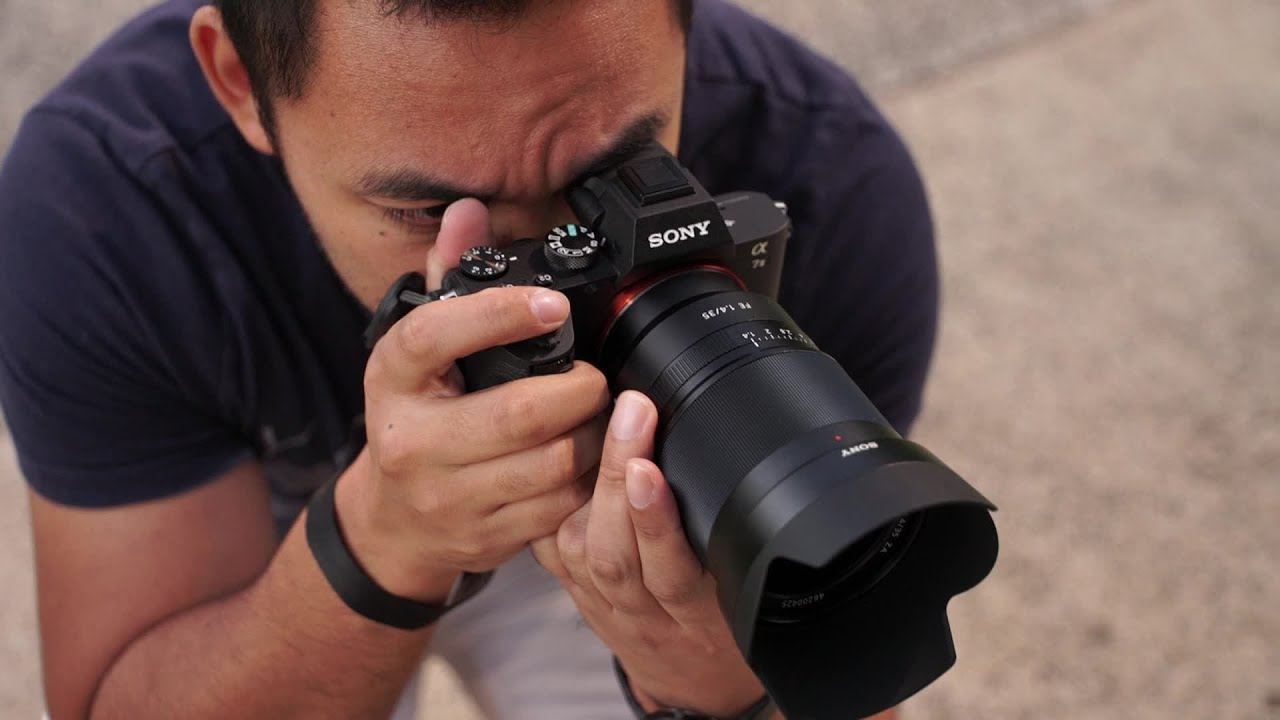 Lens 35mm F1.4 Carl Zeiss 35mm F1.4 Lens
