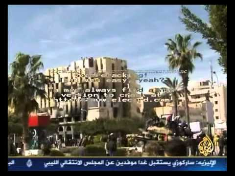 NWW World-News 10.03.2011 Libya update arabic