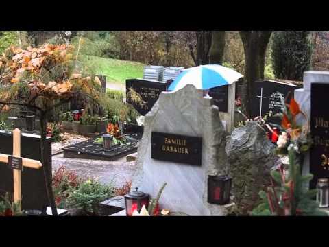 Herbst auf dem Friedhof II