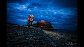 Abi & Marcel's Engagement by Evoke Wedding Photography (Guernsey)