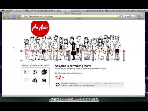 How To Book Air Asia FREE Seats Promotion