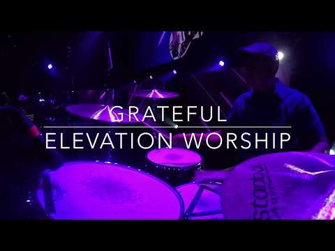 Grateful by Elevation Worship - Live Drum Cam 2017 (HD) thumbnail