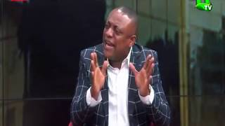 Maurice Ampaw And  Abronye DC Address Nana Appiah's Menzgold Brouhaha
