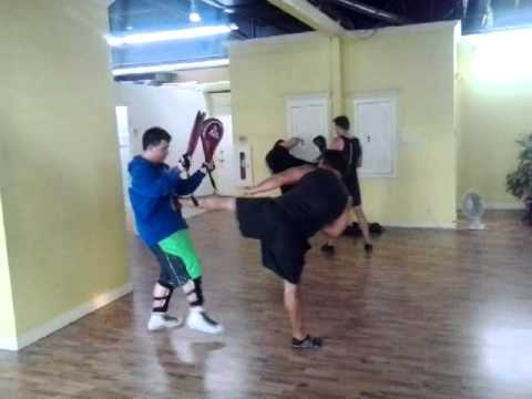 Savate Technique of the Week 009 Image 1