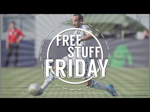 Landon Donovan's Last Game For US National Team | FREE STUFF FRIDAY