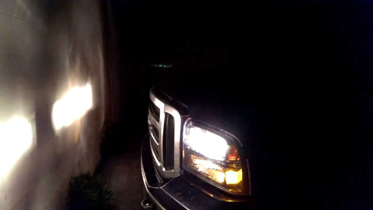 HowTo: 2005 Ford F250 Headlight Adjustment (SuperDuty ...