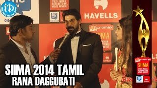 Rana - Rana Daggubati about Tamil Movie