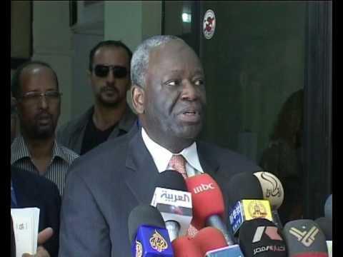 MaximsNewsNetwork: DARFUR: IBRAHIM GAMBARI: NEW HEAD OF UNAMID