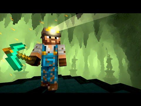 Life of a Miner - Minecraft