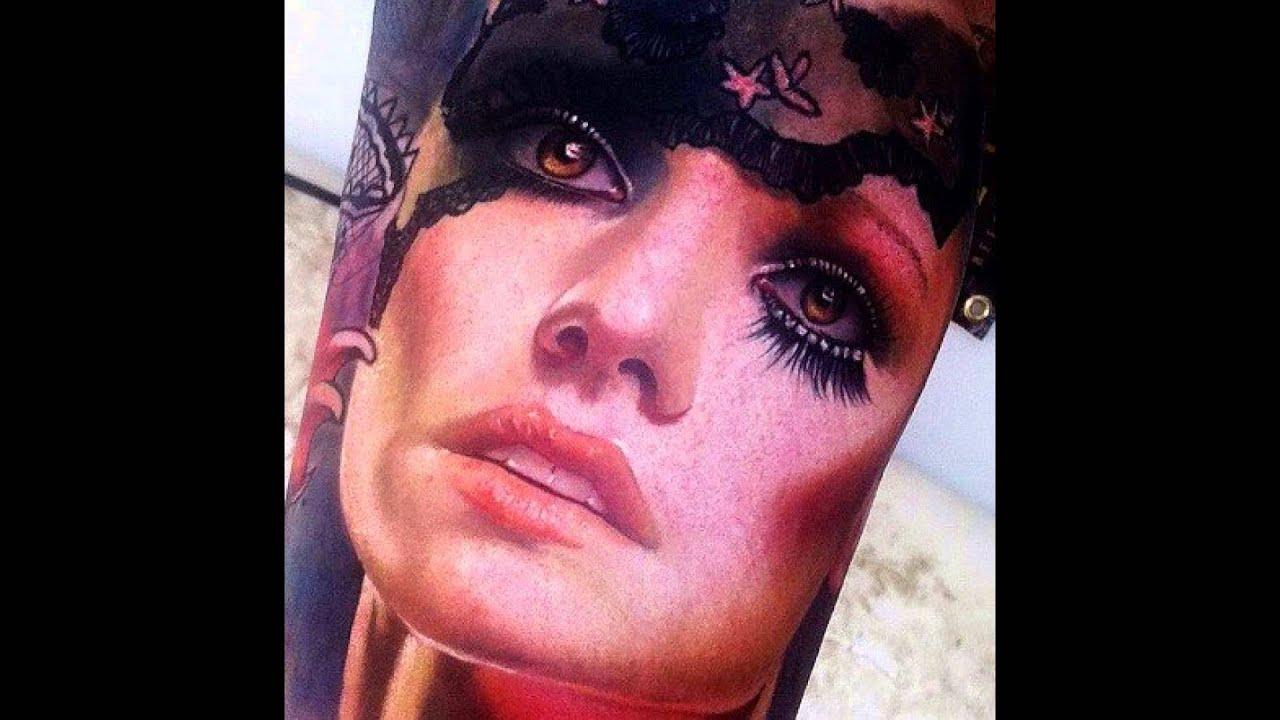 Татуировки на фото приложение