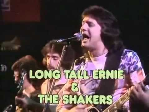 Long Tall Ernie And The Shakers   Allright 1976   YouTube