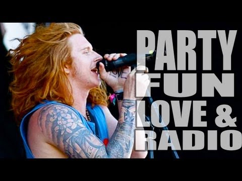 We The Kings - Party, Fun, Love &amp; Radio (Official Music Video)