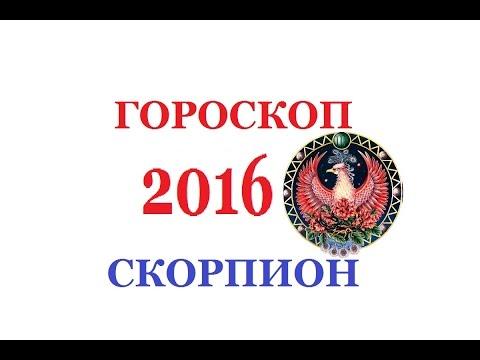 гороскоп скорпион 2016 женщ купить туры