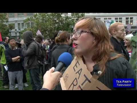 "The Socialist OWS mob invades Oakland, California: ""Occupy Oakland"""