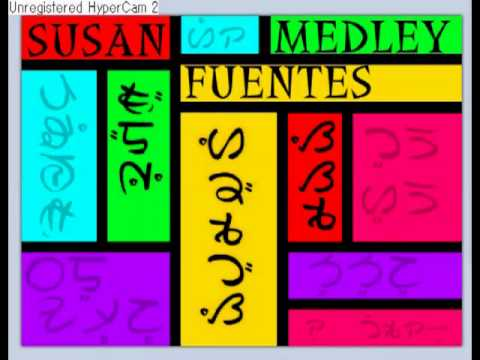 Susan Fuentes - Medley? video