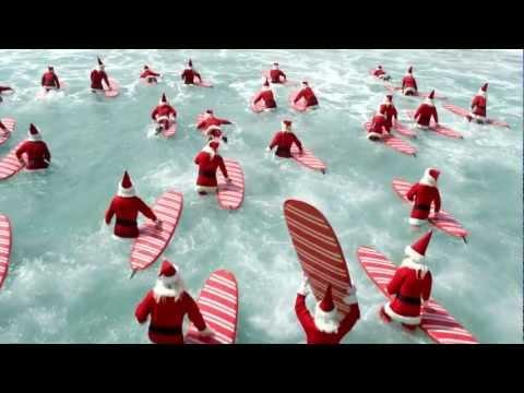 Surfin' Santas (Aldi)