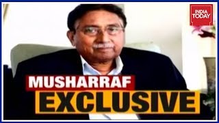 Pervez Musharraf Exclusive: Will Pakistan Act Against Pulwama Terrorists?