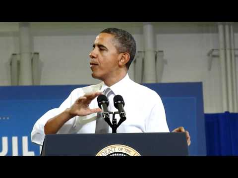 President Obama at the University of Michigan - Speech Excerpt