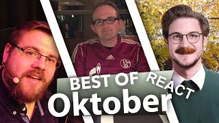 React: PietSmiet Best of Oktober 2018