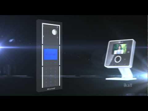 COMELIT IKALL ( Italiano ) - Presentazione