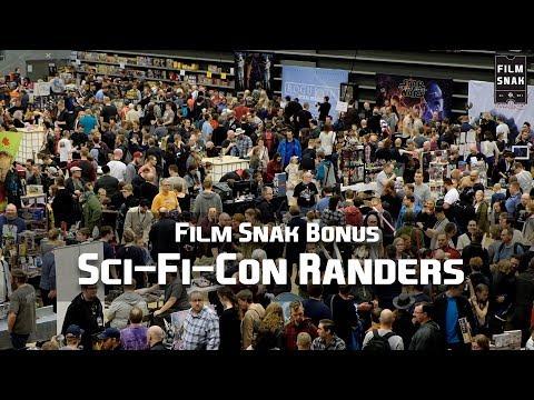 Film Snak Bonus: Sci-Fi-Con Randers