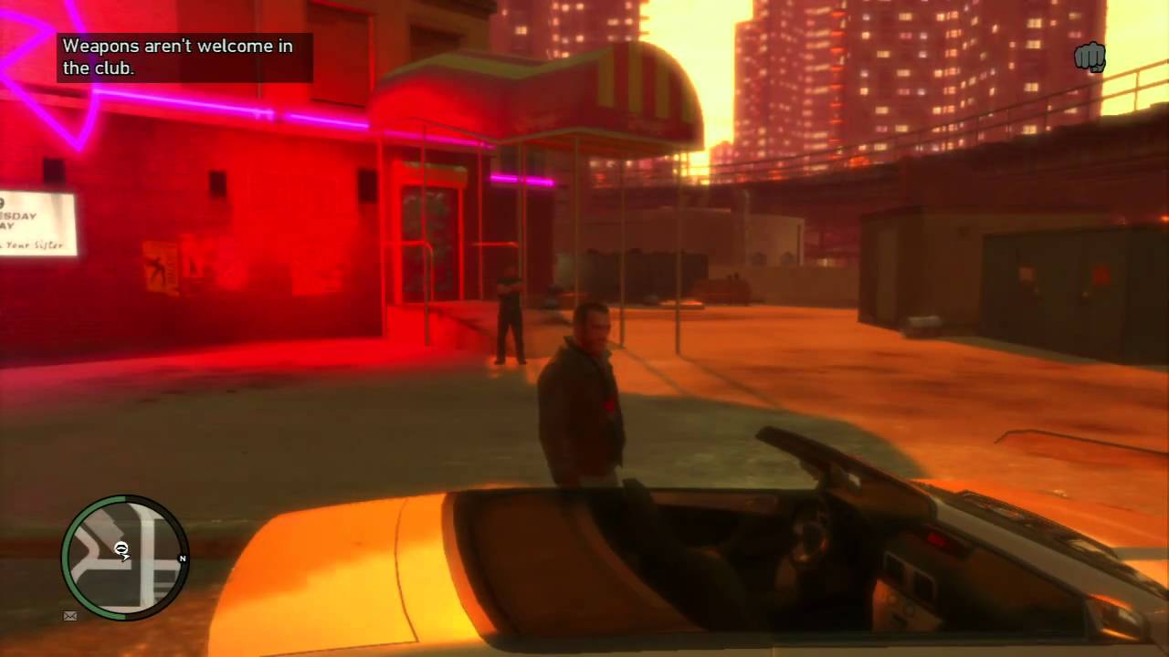 Police, Strip Club, Grand Theft Auto 4 Questions and