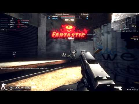 OPERATION : Entertainment || TripleTage by xXTurner || Combat Arms