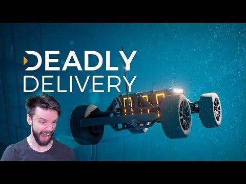 Deadly Delivery | Обзор игры 🔥 играем в Deadly Delivery (Смертельная доставка) ►