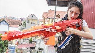 Nerf Guns War : Special Force SEAL TEAM Battle Dangerous Criminal groups 3
