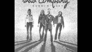 Watch Bad Company Burnin Sky video