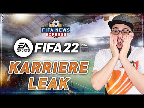 XBOX LEAK zu FIFA22 ● Create a Club mit Trikot & Stadion Editor?