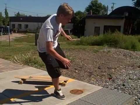 Sector 9 Bamboo Pintail - The Early Days